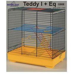 Inter-Zoo klatka dla chomika Teddy I