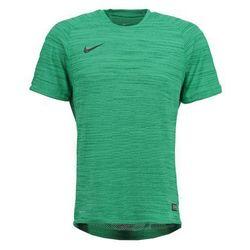 Nike Performance Koszulka sportowa spring leaf/heather/black