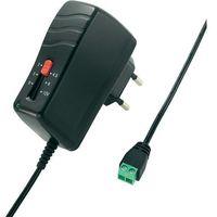 Zasilacz wtyczkowy VOLTCRAFT SNG-1000-OC, 3 V/DC, 4.5 V/DC, 5 V/DC, 6 V/DC, 9 V/DC, 12 V/DC, 1000 mA