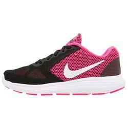 Nike Revolution 3 But do biegania Kobiety różowy/czarny