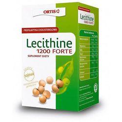 Lecithine 1200 Forte 50 kapsułek