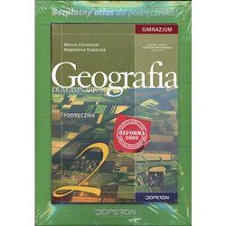 Geografia. Klasa 2, gimnazjum. Podręcznik (opr. miękka)