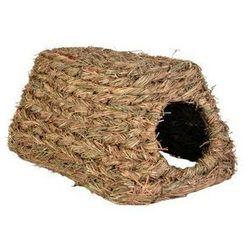 Domek z trawy dla gryzoni