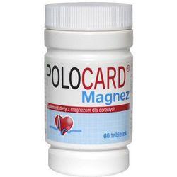 Polocard Magnez 60 tabletek