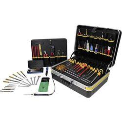 Walizka narzędziowa Bernstein 6600, 115 narzędzi, (DxSxW) 490 x 410 x 190 mm