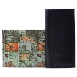 5329e1c4616f6 portfele portmonetki lydc portfel damski czarny - porównaj zanim kupisz