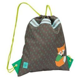 LÄSSIG Worek na buty 4Kids Mini String Bag Little Tree - Fox