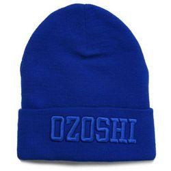 Czapka zimowa Ozoshi Botan - niebieska