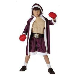 Bokser 7-9 Lat, przebrania / kostiumy dla dzieci, odgrywanie ról