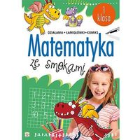 Matematyka ze smokami klasa 1 (opr. broszurowa)