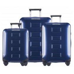 e4390a8606e6f Komplet walizek PUCCINI zestaw walizka duża + średnia + mała/ kabinowa  twarda z kolekcji VANCOUVER