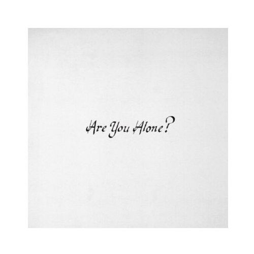 Are You Alone? (CD)