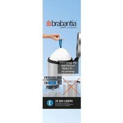 Brabantia - Worki na śmieci - Rozmiar E – 20L - 20 szt