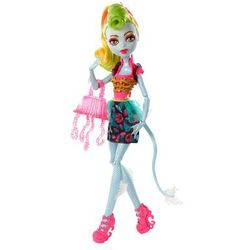 MATTEL Monster High - Fatale Fusion Fusions-Hybriden Lagoona/Jinafire