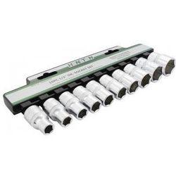 Klucze nasadowe 10el. 10-24mm HONITON
