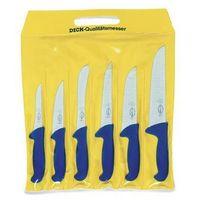 Zestaw noży ERGOGRIP - 6części, plastikowa rączka DICK 8256200