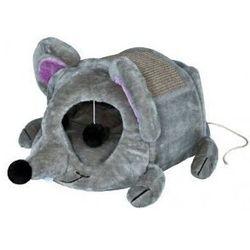 Legowisko domek dla kota w kształcie myszy