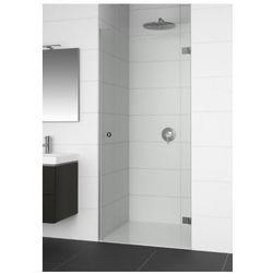 RIHO ARTIC A101 Drzwi prysznicowe 100x200 PRAWE, szkło transparentne EasyClean GA0003202