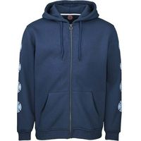 bluza INDEPENDENT - Repeat Cross Zip Hood Navy (NAVY) rozmiar: S