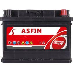 Akumulator ASFIN 55Ah 470A (EN) P+