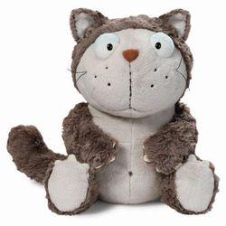 Nici, maskotka, kot, szary Darmowa dostawa do sklepów SMYK