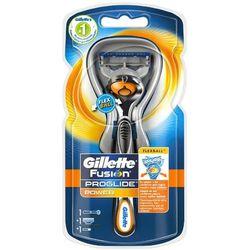 GILLETTE Flexball Fusion Proglide Power Maszynka do golenia + 1 wkład