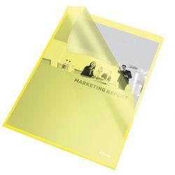 Ofertówka groszkowa L Esselte 60836, 115mic. żółta