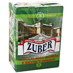 Woda lecznicza Zuber 5l