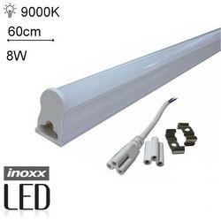 Świetlówka T5 zintegrowana natynkowa LED b. zimna 60cm 8W podszafkowa Oferta specjalna!
