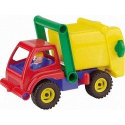 Lena, Śmieciarka, samochód, 30 cm Darmowa dostawa do sklepów SMYK