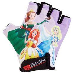 Merida, Princess Violet, rękawiczki rowerowe, rozmiar 4 Darmowa dostawa do sklepów SMYK