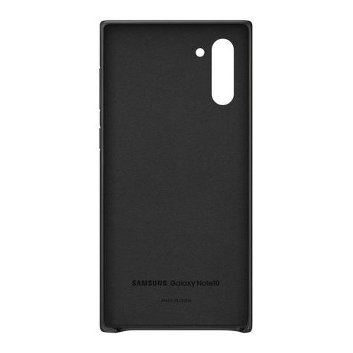 Samsung Galaxy Note10 Leather Cover EF-VN970LB (czarny)