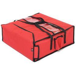 000680125cbeb Torba wykonana z kodury na 4 kartony do pizzy o wymiarach 500x500 mm