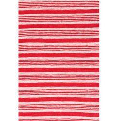 Striped Linen T-Shirt Gr. S