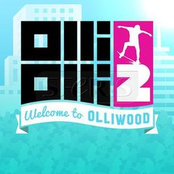 OlliOlli2 Welcome to Olliwood (PC)