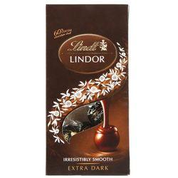 LINDT 100g Lindor 60% Cacao Praliny