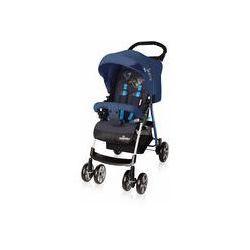Wózek spacerowy Mini Baby Design (niebieski)