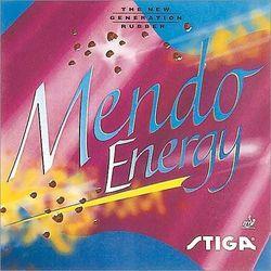 STIGA Mendo Energy - Okładzina - Czerwony