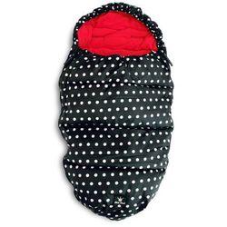 Elodie Details, Rockabilly Dot, śpiworek do wózka Darmowa dostawa do sklepów SMYK
