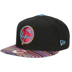 czapka z daszkiem New Era 9FI Trans Traveller MLB New York Yankees - Black/Multi