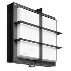 STEINEL L 691 A - lampa LED z czujnikiem ruchu PIR (numeryczna), 16W, antracyt alum., szkło, ciepła biała 671815 (ZNALAZŁEŚ TANIEJ - NEGOCJUJ CENĘ !!!)