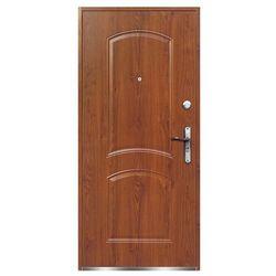 Drzwi wejściowe Alba 90 lewe O.K.Doors
