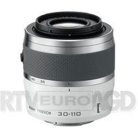 Nikon 1 NIKKOR VR 30-110 mm f/3,8-5,6 (biały) - produkt w magazynie - szybka wysyłka! Darmowy transport od 99 zł | Ponad 200 sklepów stacjonarnych | Okazje dnia!