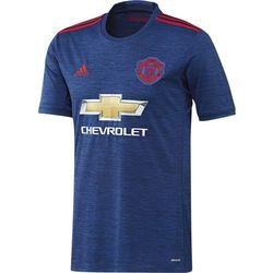 Koszulka wyjazdowa Manchester United 2016/17 (Adidas)