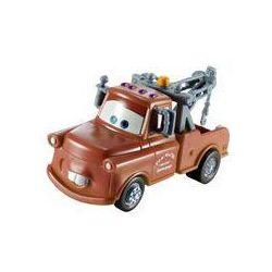 Autko Cars Samochodzik zmieniający kolor Disney (Złomek brązowy)