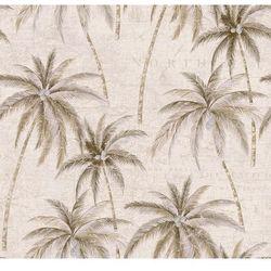 TR 20008 Tapeta Seabrook palmy kokosowe Trinidad