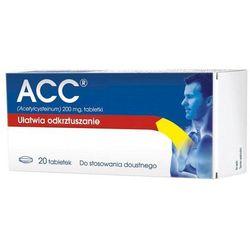 ACC 200 mg 20 tabl.