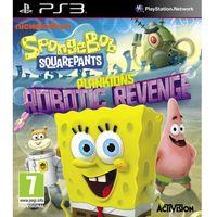 SpongeBob SquarePants Plankton´s Robotic Revenge (PS3)