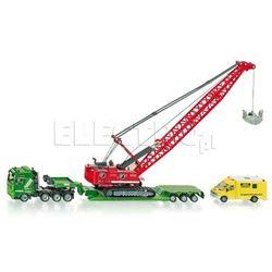 Zabawka SIKU Super Ciężarówka Z Koparką