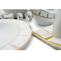 Porcelanowa zastawa stołowa - RL-DWS68 GOLD#1